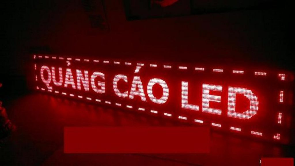 LED advertising signs, LED Matrix, electronic boards