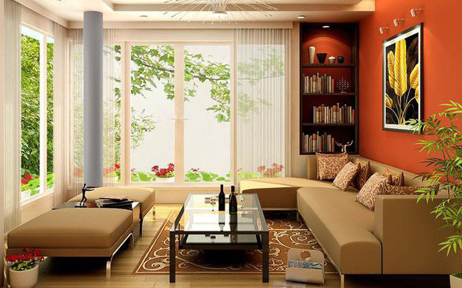 What should be noted in home interior decoration