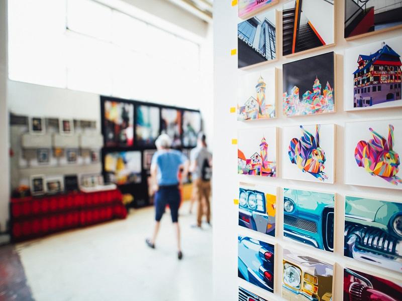 Phong cách thiết kế showroom hiện đại