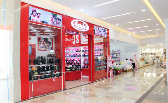 showroom andes đẹp