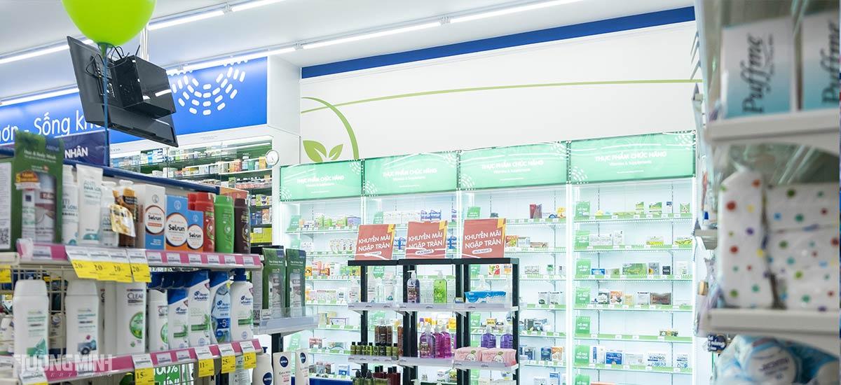 Pharmacity 376 Nguyễn Thị Định Quận 2