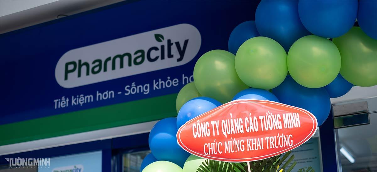 Pharmacity quận 7 - Tường Minh