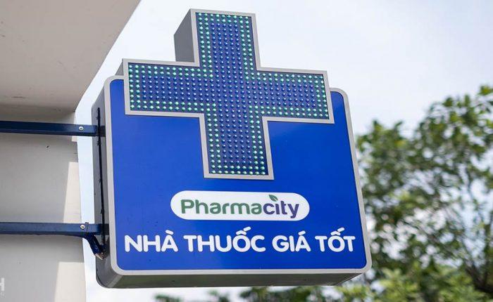 Pharmacity District 7 - Tuong Minh