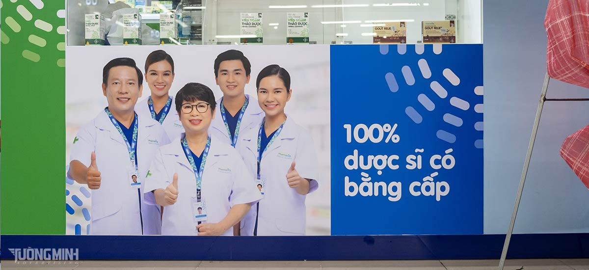 Pharmacity Quận 11 - Tường Minh